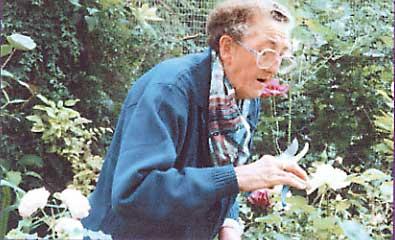 Odette jardinière